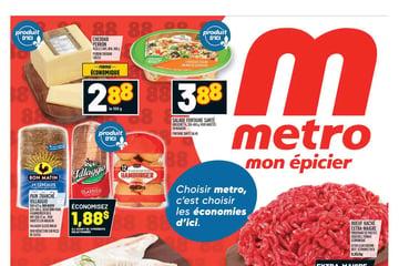 Circulaire Metro du 29 avril au 5 mai 2021