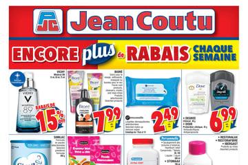 Circulaire Jean Coutu - Encore Plus de Rabais du 29 Avril au 5 Mai 2021