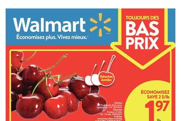 Circulaire Walmart du 1 au 7 Juillet 2021