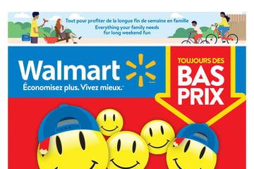 Circulaire Walmart du 2 au 8 Septembre 2021
