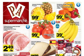 Circulaire Supermarché P.A. du 13 au 19 septembre 2021