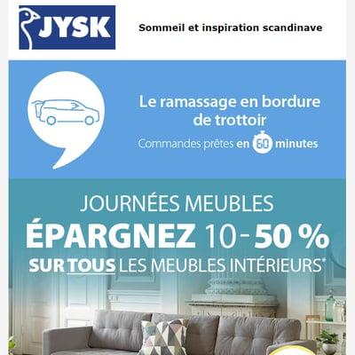Image de la Promotion Épargnez 10-50% sur les Meubles Intérieurs