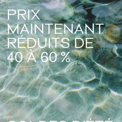 Image de la Promotion Soldes d'Été Aritzia - Prix Réduits de 40 à 60%