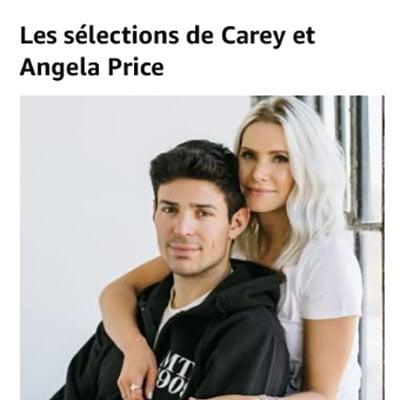 Image de la Promotion Les Sélections de Carey et Angela Price