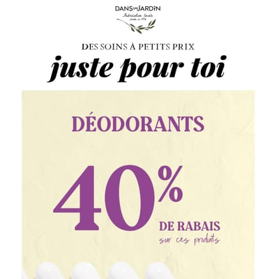Image de la Promotion ON VOUS GÂTE DE PROMOTIONS