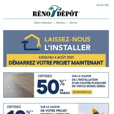 Image de la Promotion Des Promos pour vos Projets