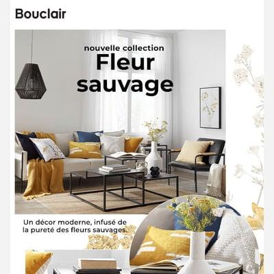 Image de la Promotion Nouvel Arrivage: Fleur Sauvage