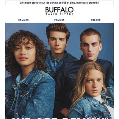 Image de la Promotion Trouver le Jeans Parfait vous obsède ? Nous aussi !