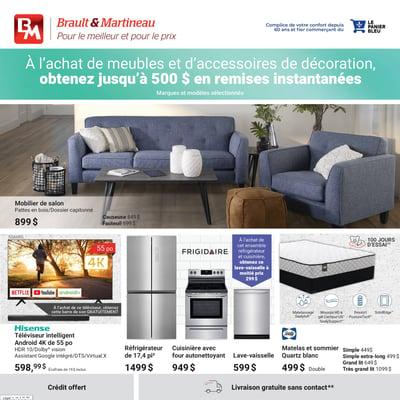 Image de la Promotion Circulaire Brault et Martineau du 12 octobre au  3 novembre 2021