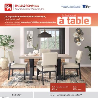 Image de la Promotion Circulaire Brault et Martineau du 14 au 27 octobre 2021