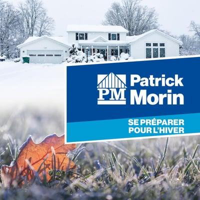 Image de la Promotion Circulaire Patrick Morin du 21 au 27 octobre 2021